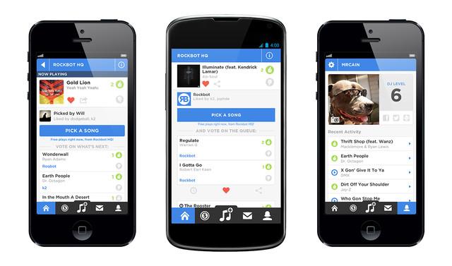 restaurant music app