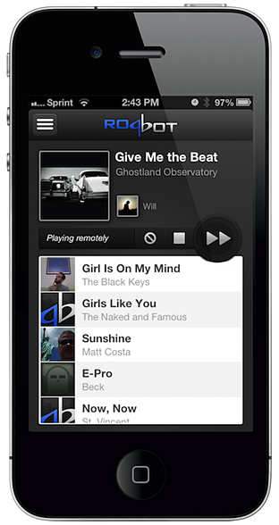 business music app