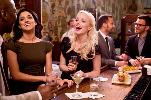 restaurant music happy hour