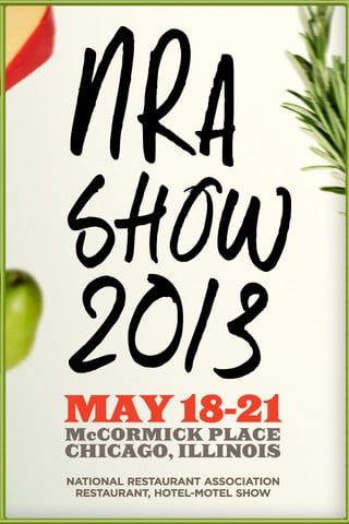nra show tech exhibitor