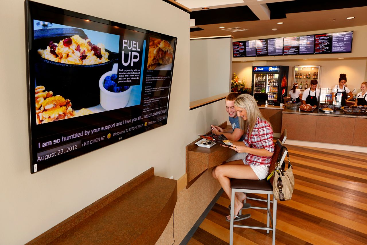 restaurant marketing trends