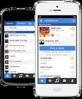 rockbot mobile jukebox app